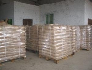 White Ash Wood pellets 6 mm x 15 mm
