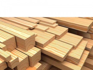 KD SPF Packaging Timber 16 mm x 48 mm x 1000 mm