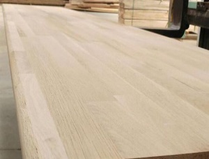 Oak Kitchen Worktop & Table 18 mm x 620 mm x 4500 mm