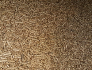 European spruce Wood pellets 8 mm x 30 mm