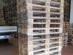 EPAL Wooden Pallet 1200 mm x 800 mm