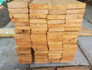 20 mm x 200 mm x 2400 mm KD R/S Heat Treated Silvertop Ash Lumber