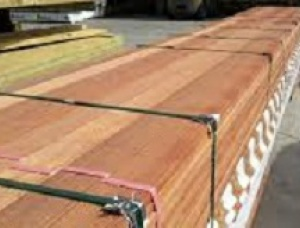 Merbau Decking KD 19 mm x 90 mm x 3000 mm