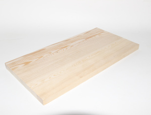 Siberian Larch Continuous stave Furniture panel 20 mm x 600 mm x 4000 mm