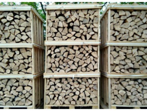 Beech Firewood cleaved 330 mm x 80 mm