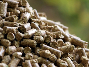 Birch Wood pellets 8 mm x 40 mm