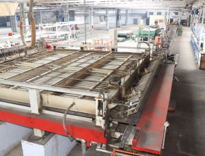Board production line (Core layer line)