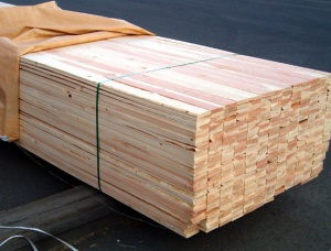 85 mm x 240 mm x 4000 mm KD Heat Treated Siberian Pine Lumber