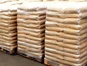 ENplus Beech Wood pellets 6 mm x 18 mm