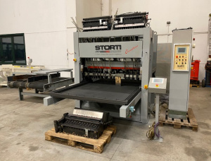 TYP GSI 150 Storti Pallet Production Line