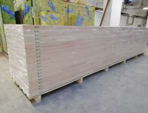 Beech 1 Ply Solid Wood Panel 40 mm x 800 mm x 4200 mm