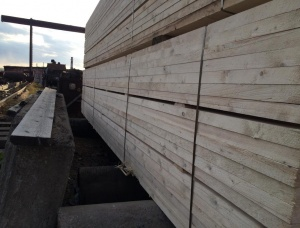 timber is ready for shipment to Astrakhan port