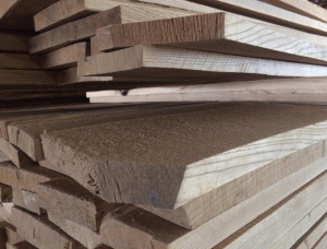 30 mm x 170 mm x 3100 mm KD S2S  Brown Ash Lumber