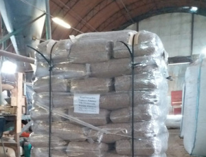 European spruce Wood pellets 6 mm x 25 mm