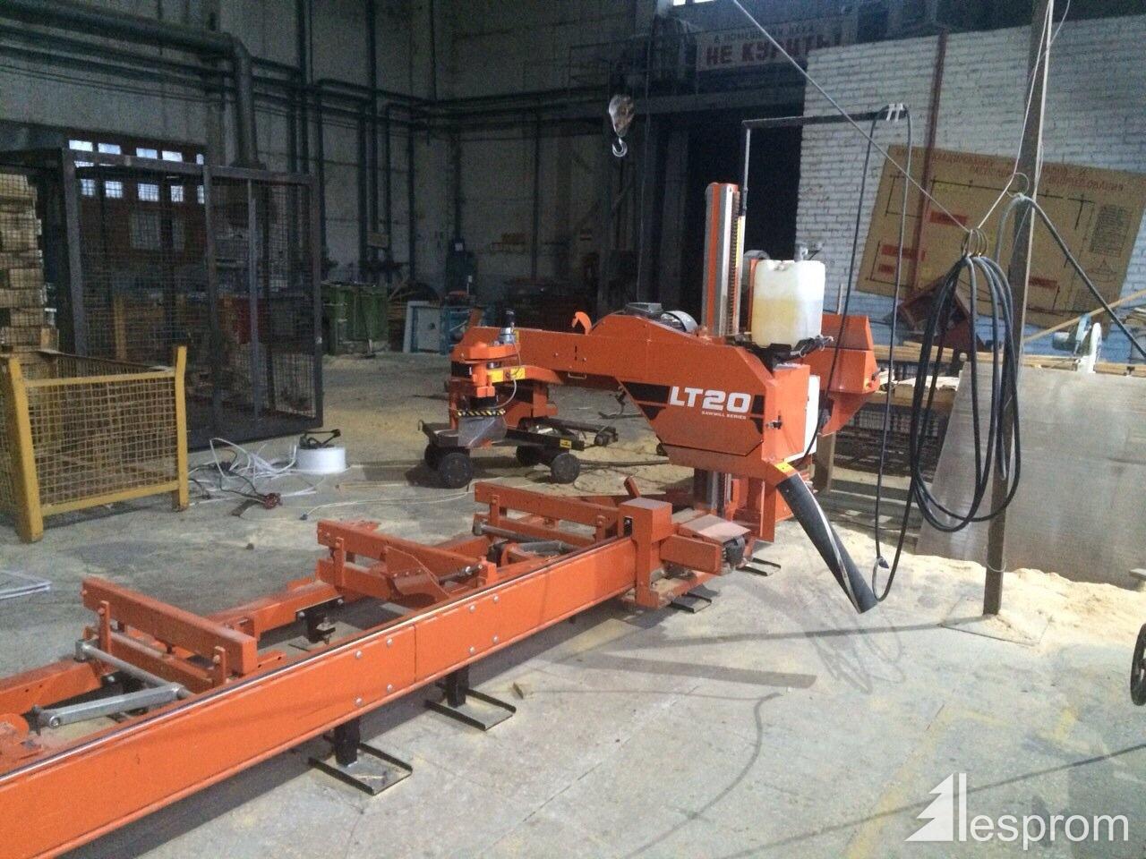 Wood Mizer LT20B