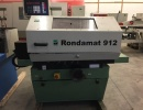 Weinig Rondamat 912 for solid profile tooling