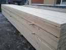 Flooring board (tongue) Pine 40 mm x 146 mm x 6 m