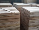 Hardwood Pallet Planks KD 22 mm x 120 mm x 4 m