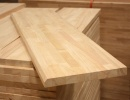 Finger joint laminated board 9 mm x 100 mm x 1820 mm