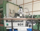 Profile/straight knife grinder Weinig Rondamat 931