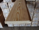 Imitation Wood Beams 20 mm x 140 mm x 5 m