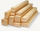 Sawn wood Pine KD 35 mm x 35 mm x 3 m