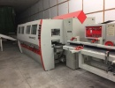 High speed Weinig Hydromat 23 planing line
