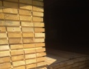 Pine beam AD 44 mm x 148 mm x 4 m