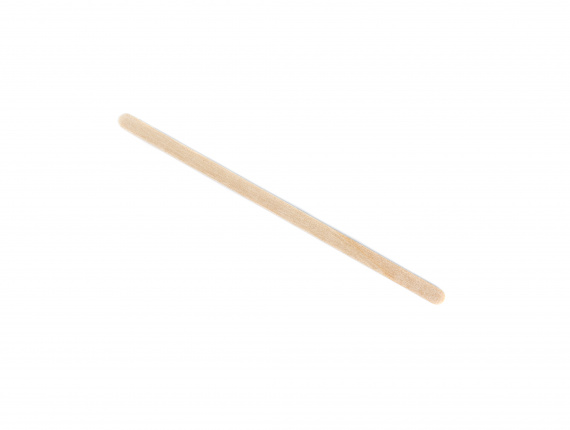 Straight Birch Wooden Drink Stirrers 90 mm x 9.2 mm x 1.4 mm