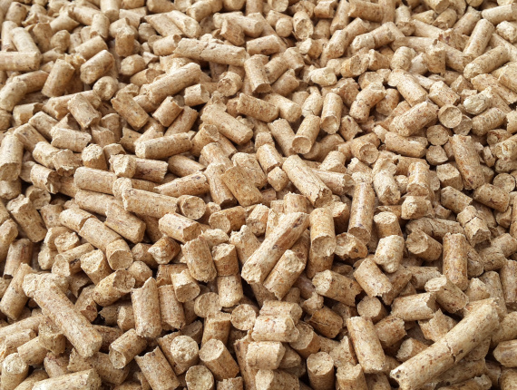 Spruce-Pine (S-P) Wood pellets 6 mm x 30 mm