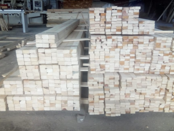 100 mm x 150 mm x 6000 mm KD CCA Treated Scots Pine Joinery lumber