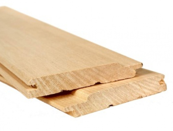 KD Linden Tongue & Groove Paneling 14 mm x 95 mm x 4000 mm
