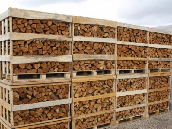 Beech Firewood cleaved 300 mm x 100 mm