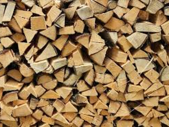 Brown Ash Firewood cleaved 50 mm x 30 mm