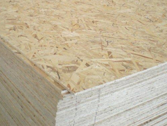 Wonderlijk OSB-4 Panel 6 mm x 40 mm x 1220 mm CK-15