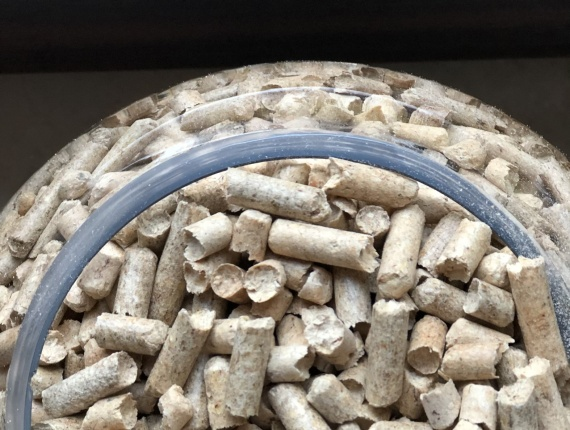 Wood pellets 6 mm
