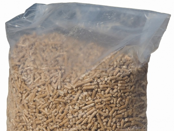 European spruce Wood pellets 6 mm x 30 mm