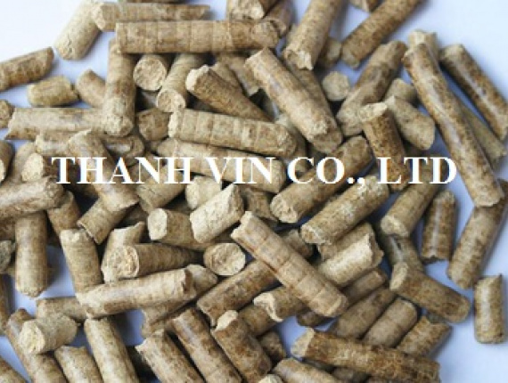 RICE HUSK PELLETS WITH CHEAP PRICE 6 mm x