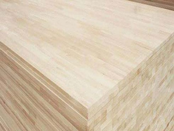 Rubberwood Finger Joined Panels 18 mm x 1200 mm x 2400 mm