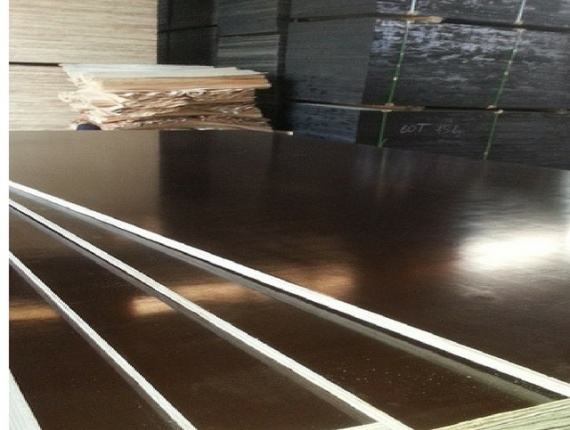 Film Faced Plywood 12 Mm X 1220 Mm X 2440 Mm