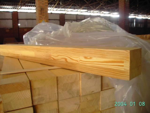 how to make glue laminated beams