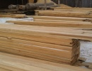 Fumed larch