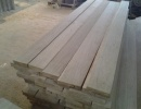 Softwood edged board